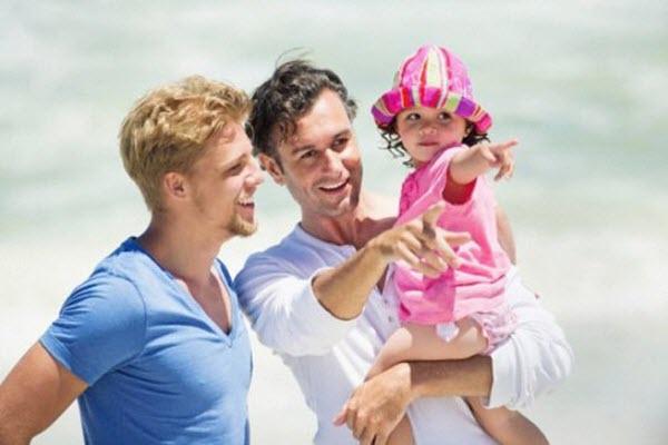Діти в одностатевих сім'ях