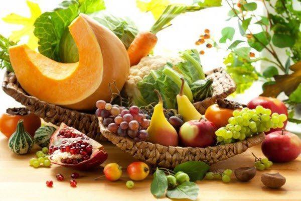 Овочі та фрукти для діабетиків