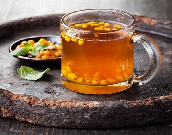 обліпиховий чай