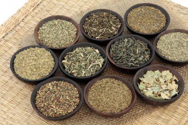 чай з травами