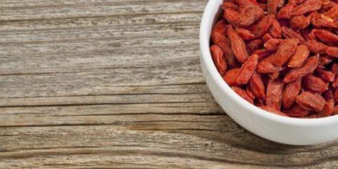 ягоди годжі