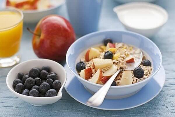 Калорійність раціону харчування