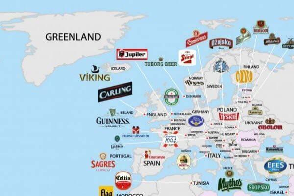 Пиво в Європі