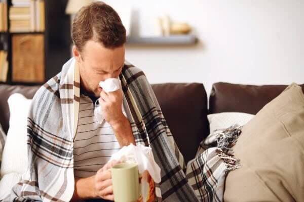 Грип та застуда