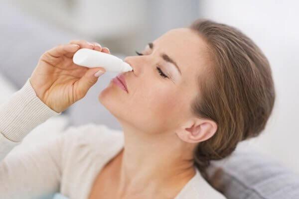 промивання носа