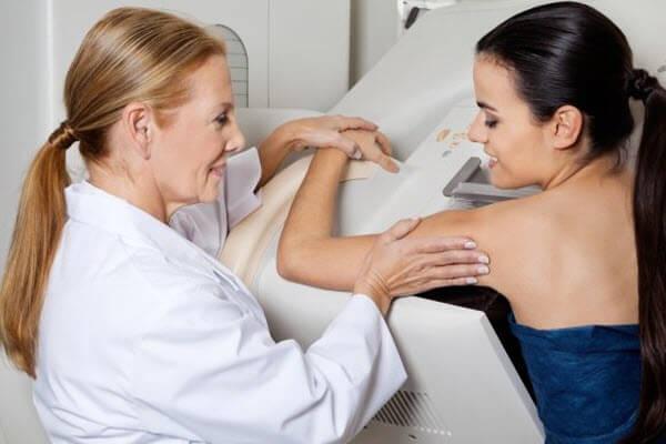 Мамографія та діагностика раку грудей