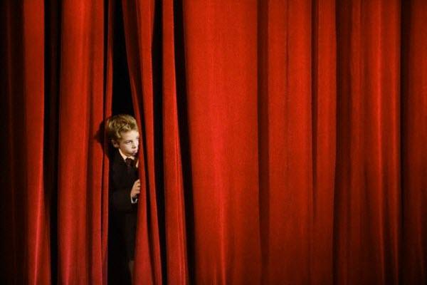 Страх перед публікою