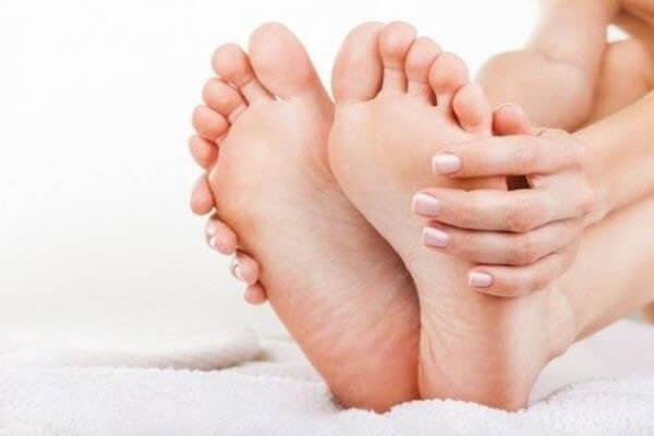 кісточки на ногах
