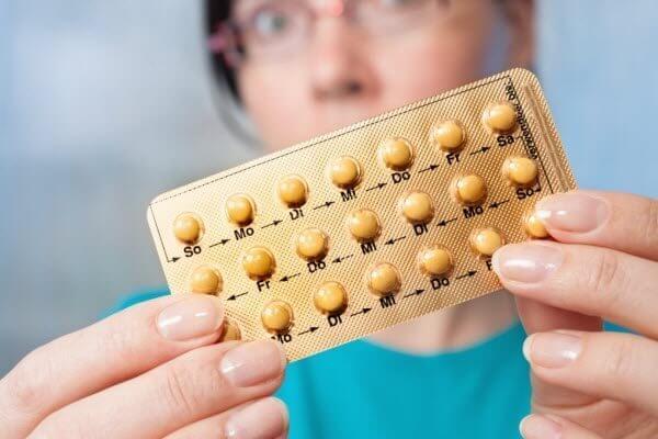 відмова від протизаплідних таблеток