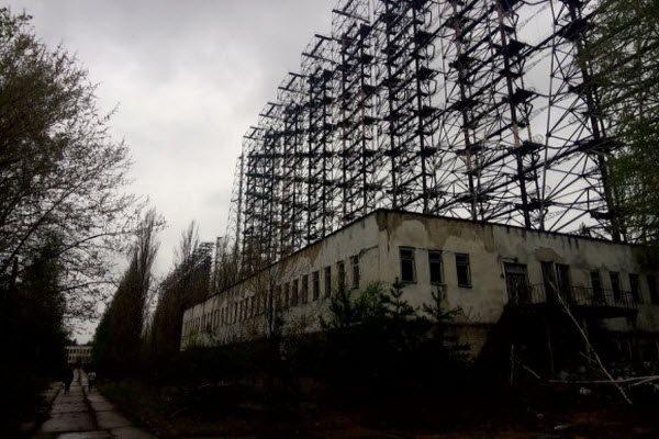 """Радіолокаційна станція """"Дуга"""""""