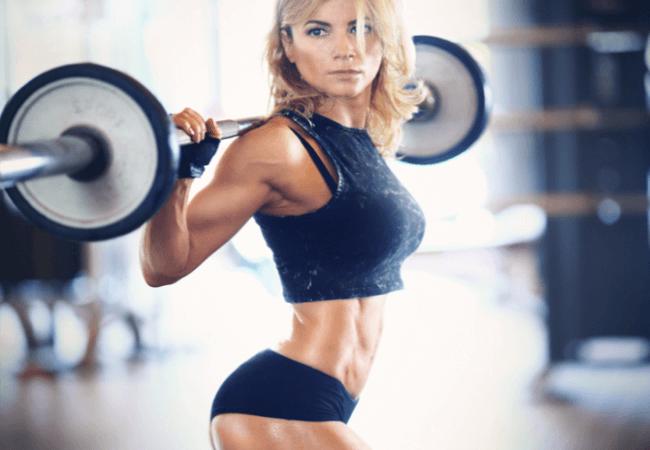 Силові навантаження для жінок