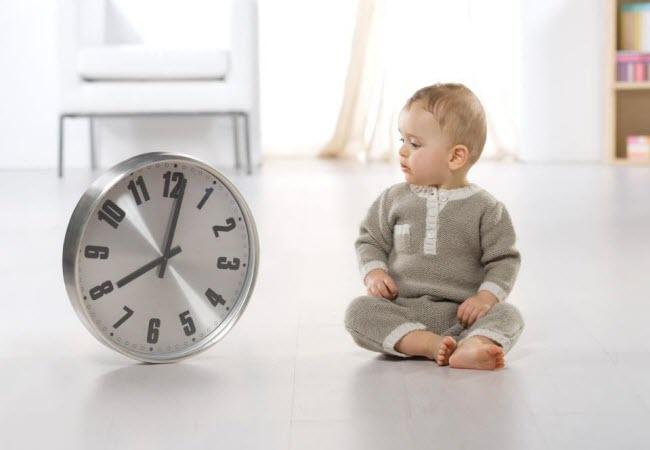 Біологічний годинник у дитини