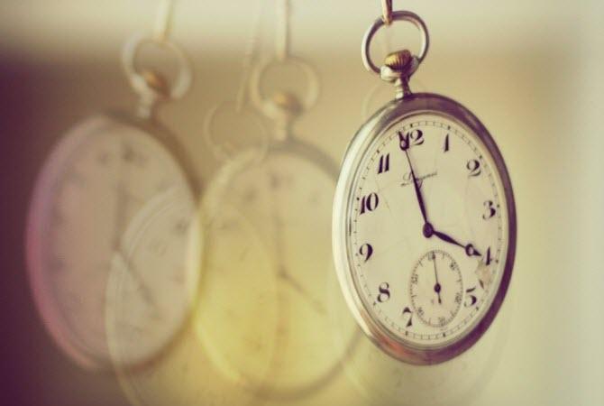 час прискорюється