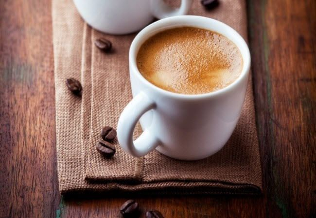 кава після апендициту