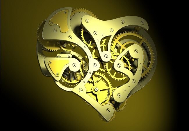 Механічне серце