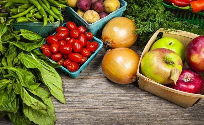 овочі
