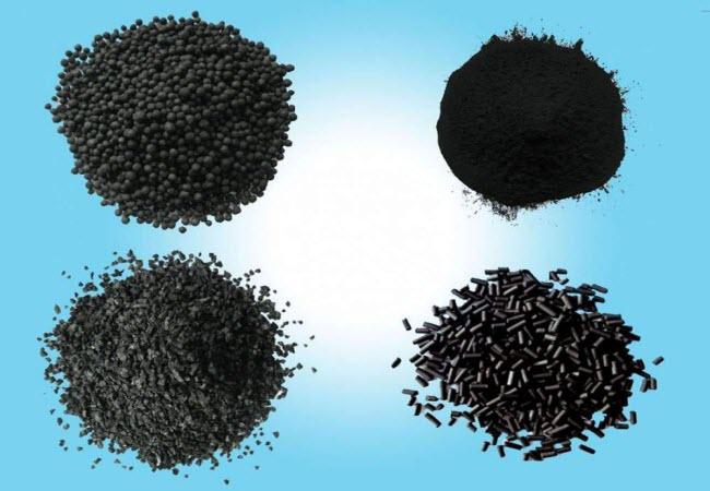 Активоване вугілля для відбілювання зубів