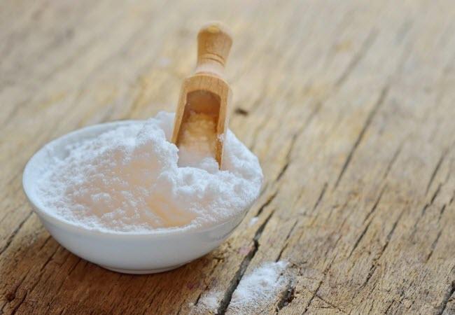 Сода для відбілювання зубів