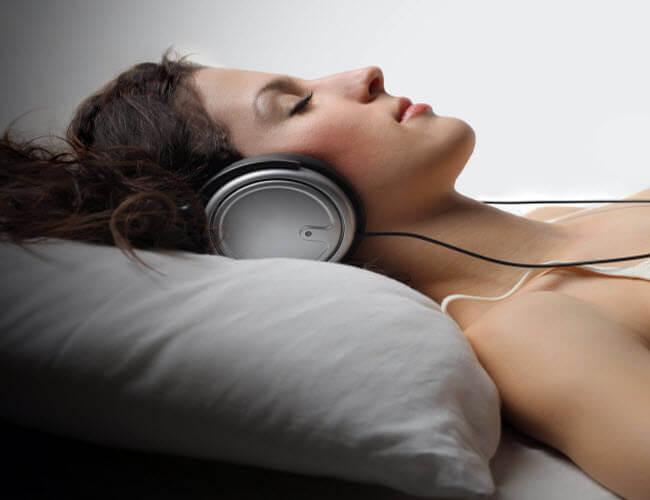 Сон з музикою