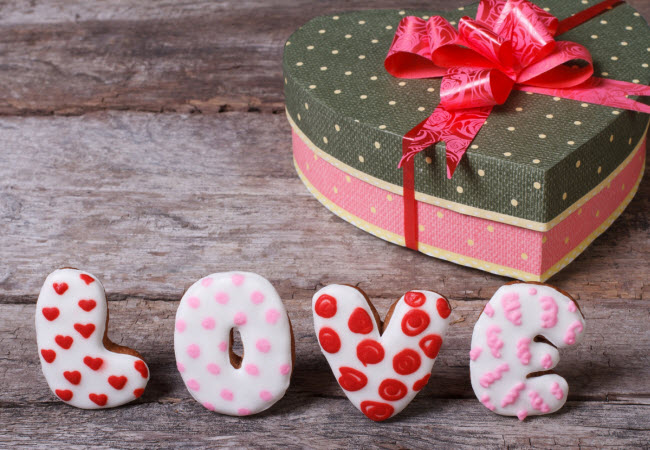 День Валентина подарки