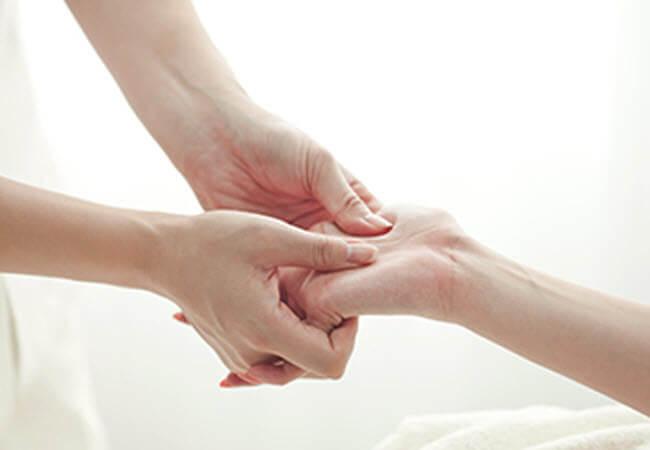 Розробка руки після перелому