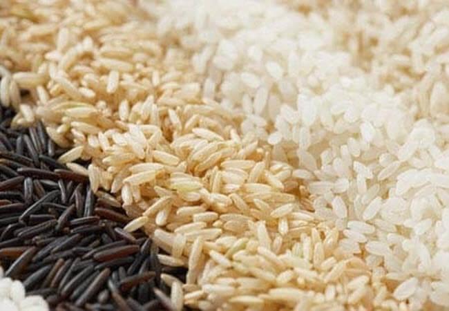 рис крупи