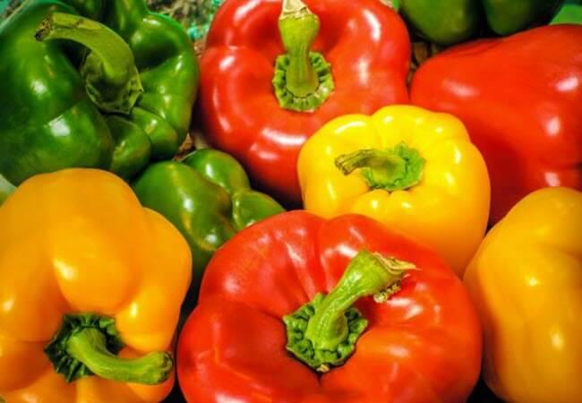 Червоний перець і вітамін C