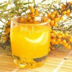 Обліпиха і вітамін C
