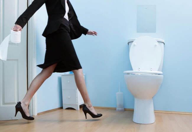 часте сечовипускання у жінок