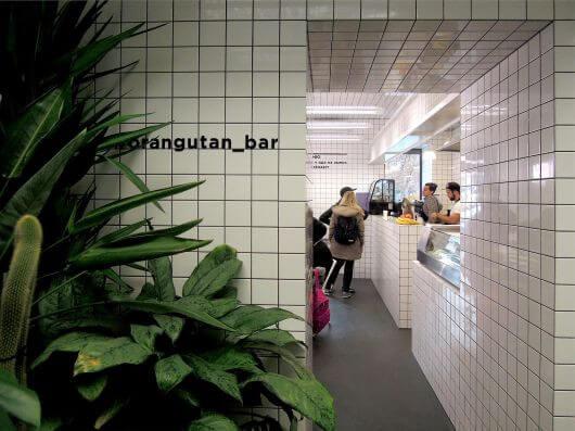 Орангутан бар