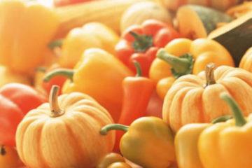 Помаранчеві овочі