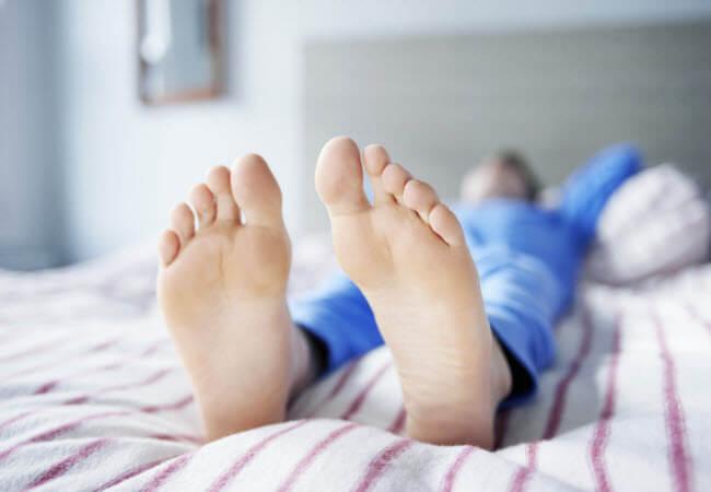 Синдром неспокійних ніг