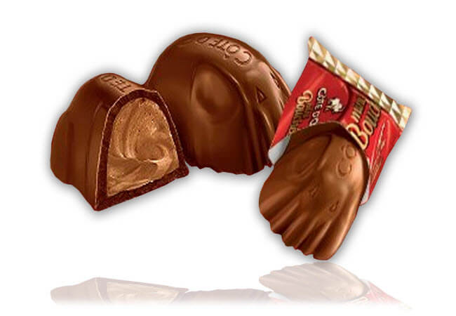 Ghirardelli Premium Chocolate Baking Bar, Godiva Chocolatier, Cote D'or