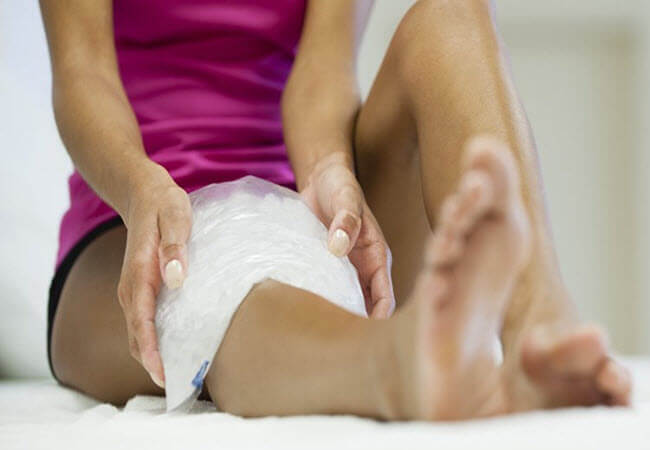 самодопомога при синдромі неспокійних ніг
