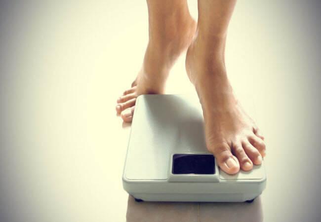 одержимість цифрами на вагах