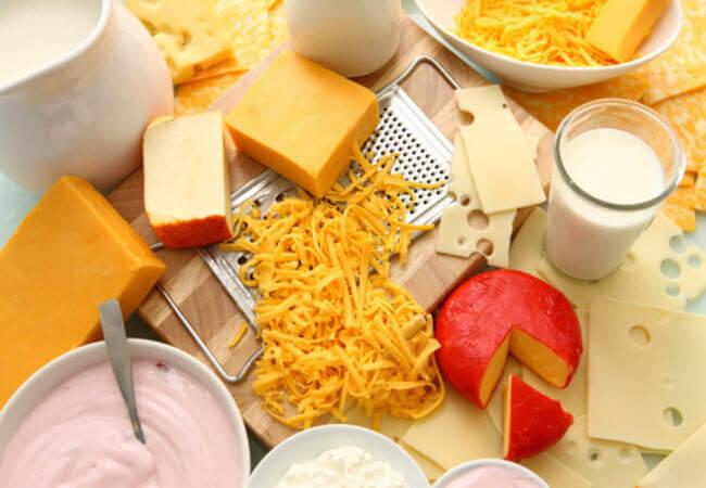 молочні продукти і захворювання