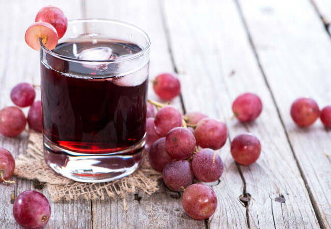 виноградний компот