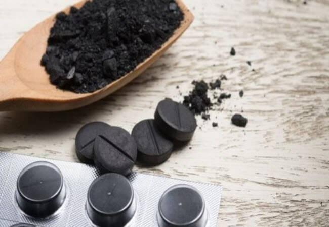 користь активованого вугілля