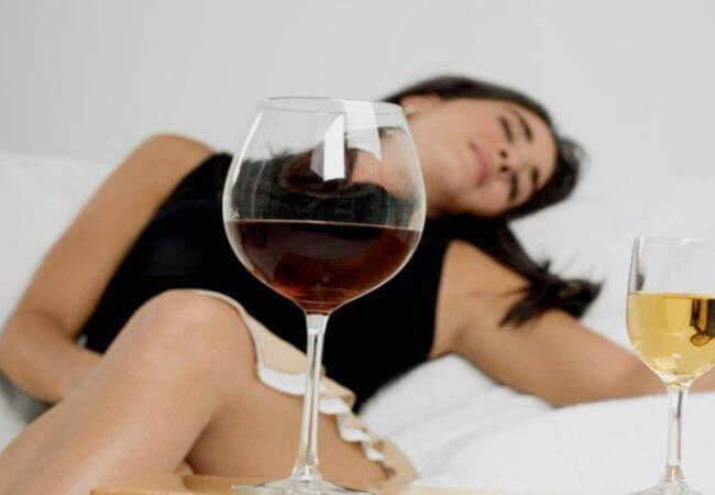 сон і алкоголь