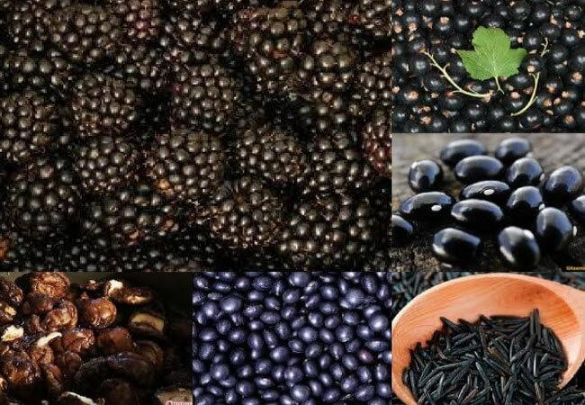 чорні вітаміни