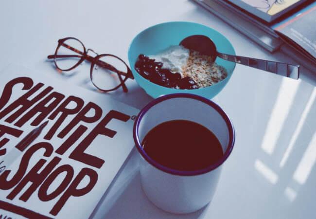 кава і мюслі