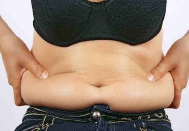 шкода жиру на животі