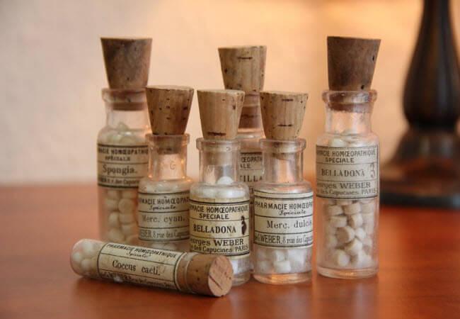 Лікування екземи гомеопатією