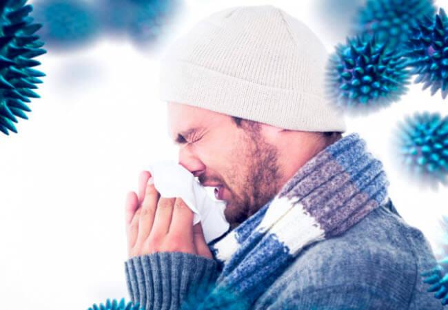 Осінні застуди