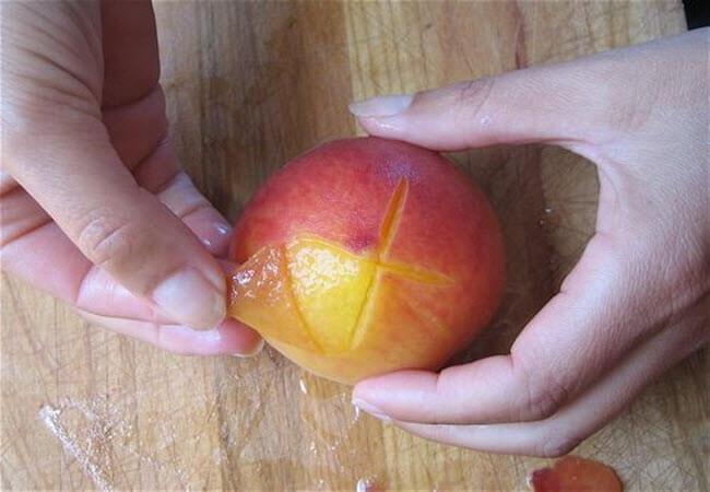 підготовка до заморожування фруктів