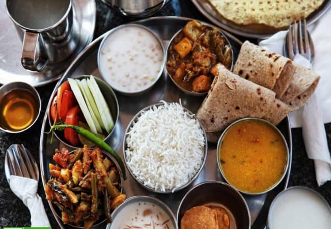 харчування в різних країнах