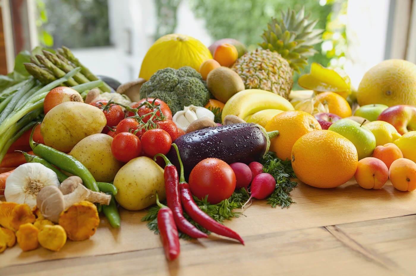 Овочі та фрукти, забруднені промисловими викидами