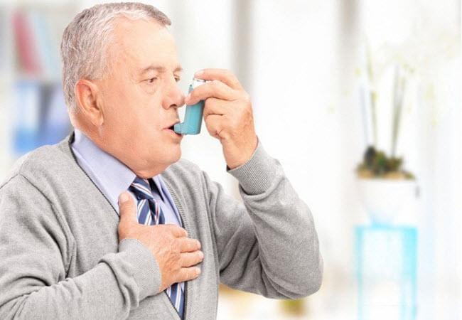 причини задишки