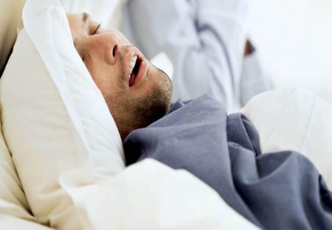 апное уві сні