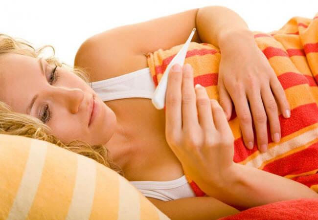 температура тіла при овуляції